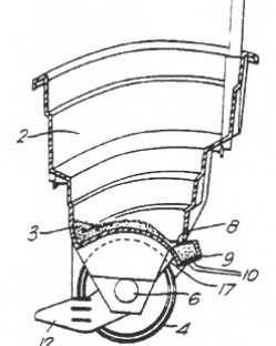 Horticultural Feeding Device